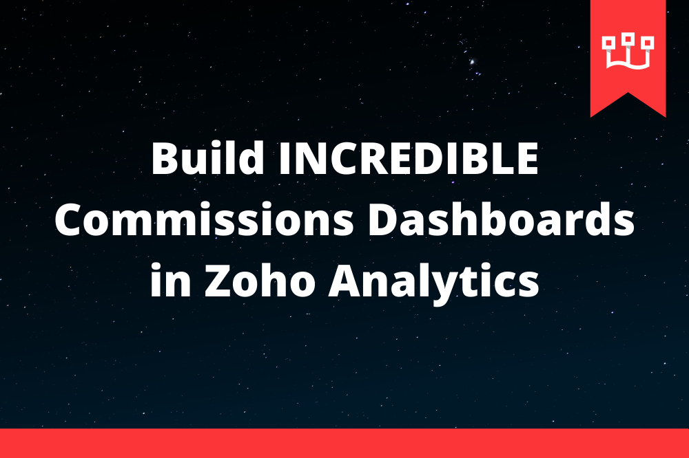 Automate Your Commissions Tracking with Zoho Analytics
